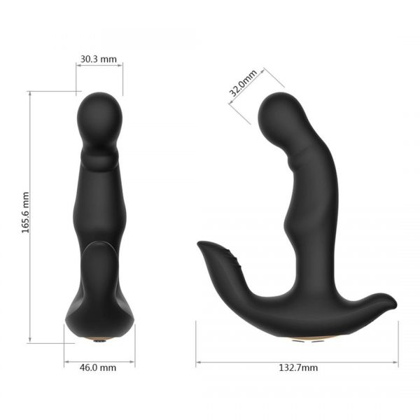 vibrating anal toy
